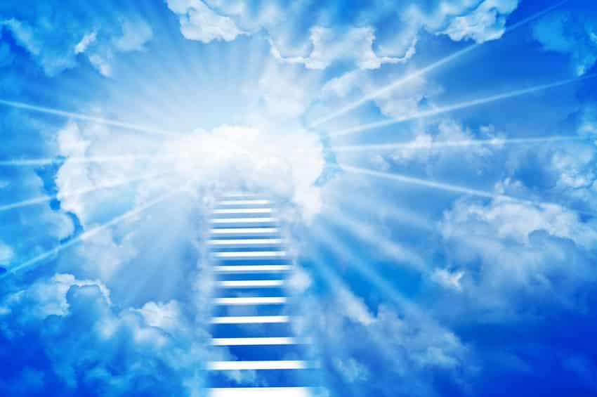 Gkyzne Merdiven, Stairs in sky
